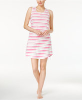 Charter Club Henley Cotton Knit Chemise, Only at Macy's