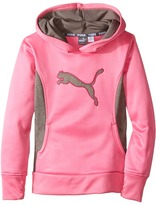 Puma Kids Cat Hoodie with Thumb Hole (Little Kids)