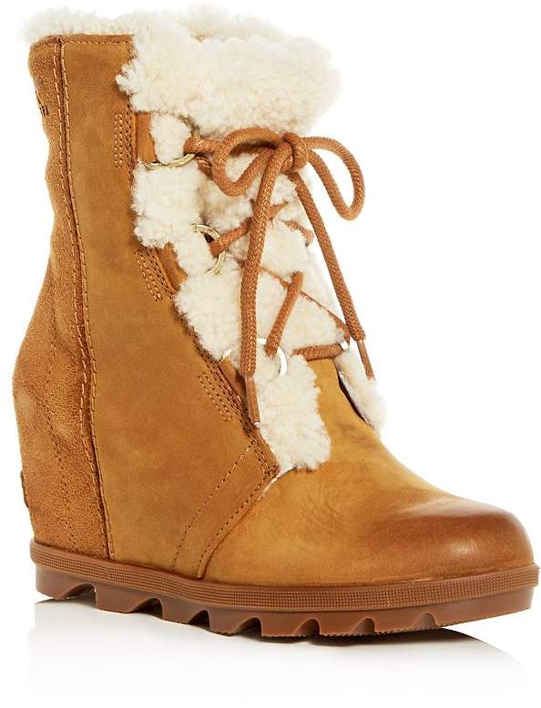 659963fd188 Sorel Shearling Lined Women's Boots - ShopStyle