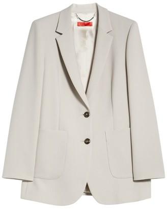 Max & Co. Tirato Single-Breasted Blazer