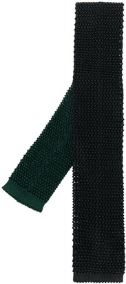 Gianfranco Ferré Pre Owned 1990s Knitted Square Tie