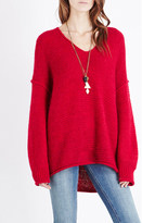Free People All Mine knitted jumper