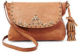 Steve Madden Steven by Zora Flower Eyelet Cross-Body Bag