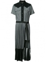 Sacai DUNGAREE DRESS