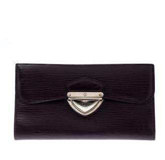 Louis Vuitton Cassis Epi Leather Eugenie Wallet