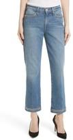 Frame Women's Le Studded High Straight High Waist Jeans