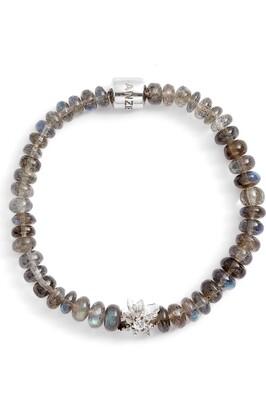 Anzie Boheme Labradorite Bead Bracelet