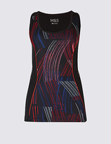 M&S Collection Printed Vest