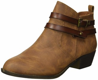 Madden-Girl Women's BAXXLEY Ankle Boot
