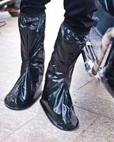 opkey Reusabe Waterproof Outdoor Protective Rain Boot Shoe Covers Back