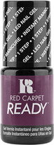 Red Carpet Manicure Purple Instant Manicure Gel Polish Collection