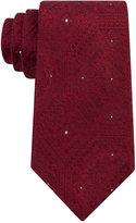 Sean John Men's Tonal Medallion Tie