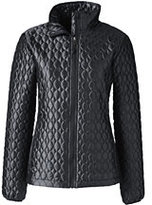 Classic Women's Petite Shimmer Packable Primaloft Jacket-Mariners Paisley