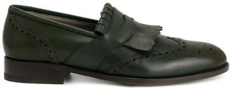 Manolo Blahnik Dasio fringed loafers