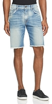 Joe's Jeans Denim Cutoff Straight Fit Shorts in Dunn