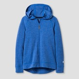 Champion Boys' Soft Touch Full Zip Hoodie