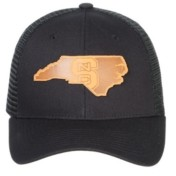 Zephyr North Carolina State Wolfpack Expedition Patch Trucker Cap