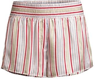 Morgan Lane Corey Striped Shorts