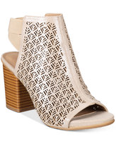 Kenneth Cole Reaction Women's Frida Fly 2 Perforated Sandals