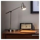 Threshold Cantilever LED Desk Lamp - Brass