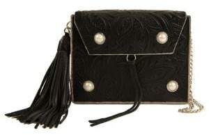 Sam Edelman Gianna Iron Boxed Mini Bag