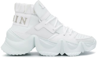 Philipp Plein Monster 0.2 high-top sneakers