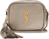 Saint Laurent Monogram Blogger leather cross-body bag