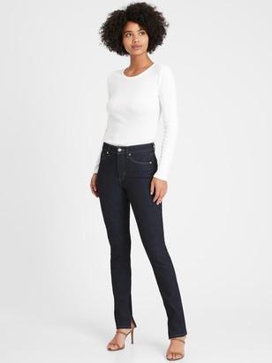 Banana Republic Petite High-Rise Slim Stiletto Jean