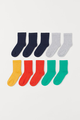 H&M 10-pack Socks - Orange