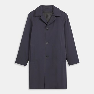 Theory Saville Coat in Technical Twill