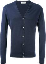 John Smedley classic cardigan - men - Cotton - S