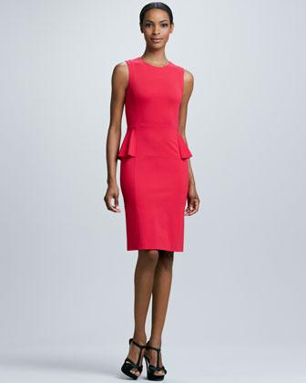 Elie Tahari Sleeveless Judy Dress