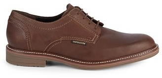 Mephisto Waino Leather Derby Shoes