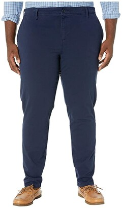 Dockers Big Tall Tapered Fit Ultimate 360 Chino (Steelhead) Men's Casual Pants