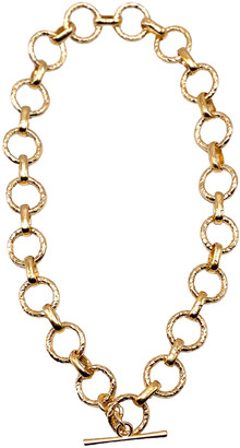 Dina Mackney Large Circle-Link Chain Necklace