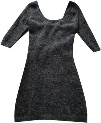 Dolce & Gabbana Grey Wool Knitwear for Women