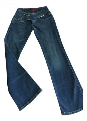 Levi's Vintage Clothing Blue Cotton - elasthane Jeans