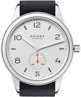 Nomos Glashutte 775 Club Automat Datum watch