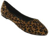 Leopard Leona Flat