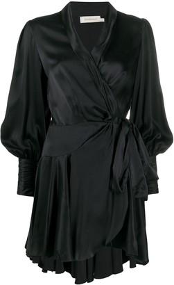 Zimmermann Wrap-Around Dress