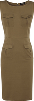 Oxford Elliot Safari Dress Khaki X