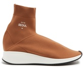 Joshua Sanders Seoul high-top sock trainers