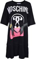 Moschino Printed T-shirt Dress