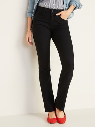 Old Navy Mid-Rise Kicker Boot-Cut Jeans for Women