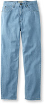 L.L. Bean Double L Jeans, Natural Fit