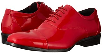 Stacy Adams Red Men's Dress Shoes