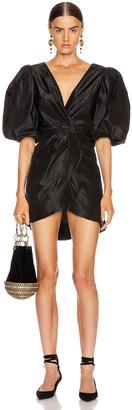 Johanna Ortiz Love Expansion Mini Dress in Black | FWRD