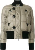 DSQUARED2 padded bomber jacket