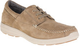 Hush Puppies Men's Balfour Patterson Moc Toe Derby