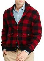 Polo Big And Tall Flannel Skeet Jacket